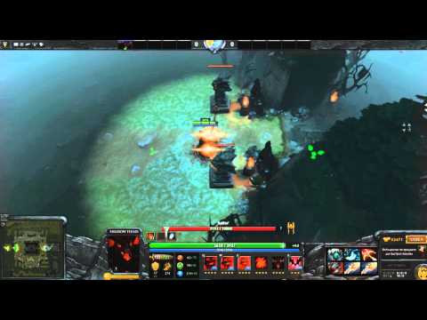 видео: Обзор пользовательских карт dota 2: angel arena (custom games)