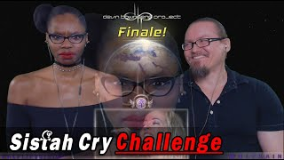 DEVIN TOWNSEND PROJECT - GRACE (Part 3 of the Sistah Cry Challenge Reaction) Finale!
