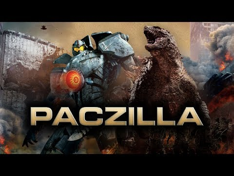 Paczilla - Pacific Rim vs. Godzilla Mashup - Fan Made Trailer HD