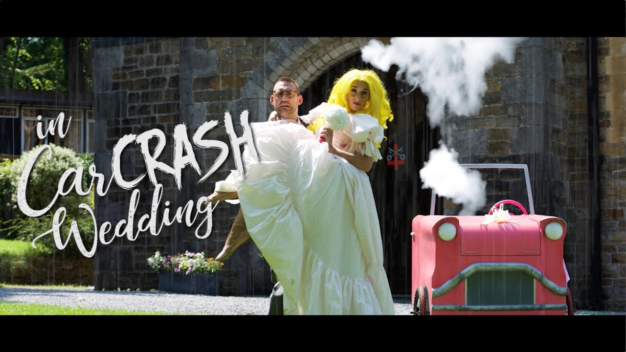 CarCrash Wedding LIVE trailer 2018