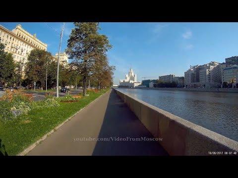 Болотный остров - прогулка по Москве 18 августа 2017 года
