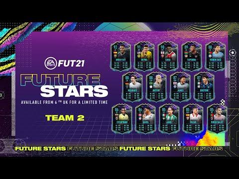 FUT FUTURE STARS ACADEMY PLAYER FOFANA #FUTURESTARS #FIFA21 || FIFA 21 INDIA LIVE
