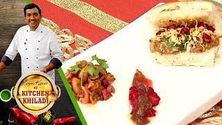 Sanjeev Kapoor Ke Kitchen Khiladi - Episode 88 - Dabeli