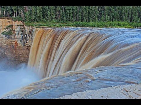 Alexandra Falls - Twin Falls Gorge Territorial Park, Northwest Territories