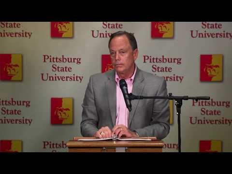 Garfield Weede Building Rededication (full program) - Pittsburg State University
