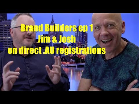 Direct AU Registrations - Brand Builders Ep1 with Josh Rowe of RealAs