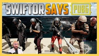 An XL episode of Swiftor Says in PUBG where nothing really goes the...