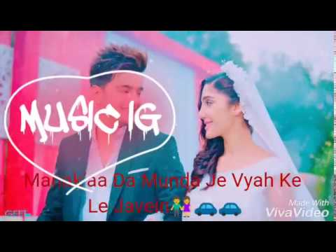 Prada - Jass Manak - Satti Dhillo - Romantic WhatsApp Status 2018 - By An - MUSIC I G