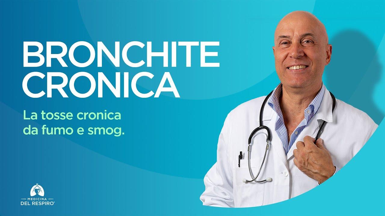 Se smetto di fumare mi passa la bronchite