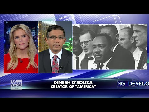 The Kelly File: D'Souza on Martin Luther King Jr.