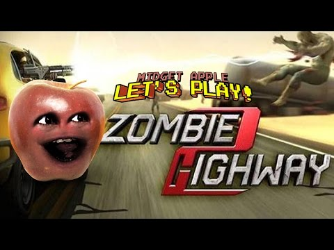 Midget Apple Let's Play Zombie Highway #1
