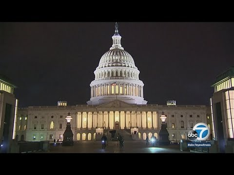 Senate leaders reach deal to reopen federal government I ABC7