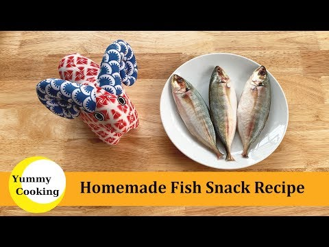 Homemade Cat Food - Fish Snack - DIY Cat Food | YOO MI COOKING