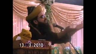 Naat - Zikre Ahmed - Huzur Syed Muhammed Noorani Miya Ashrafi al Jilani - 2010