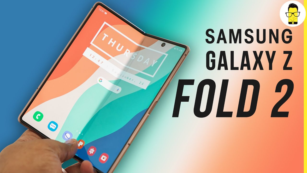 Samsung Galaxy Z Fold 2 - does it make sense in India? | unboxing & first impressions