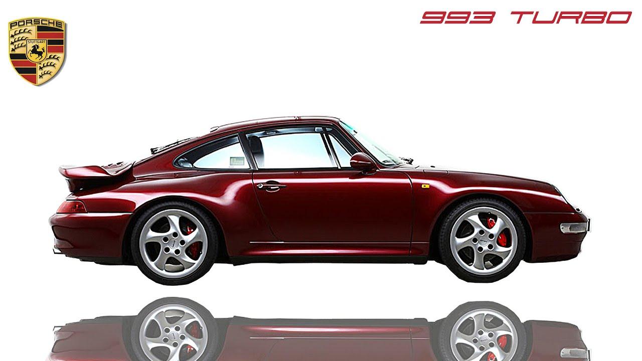 ᴴᴰ 1995 Porsche 911 Turbo 187 993 Sport Cars Youtube