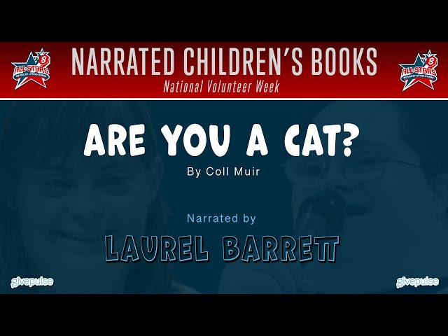 Are You A Cat? narrated by Laurel Barrett