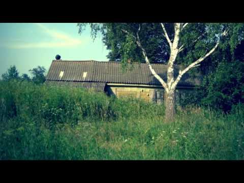 Заброшенная деревня в Калужской области.