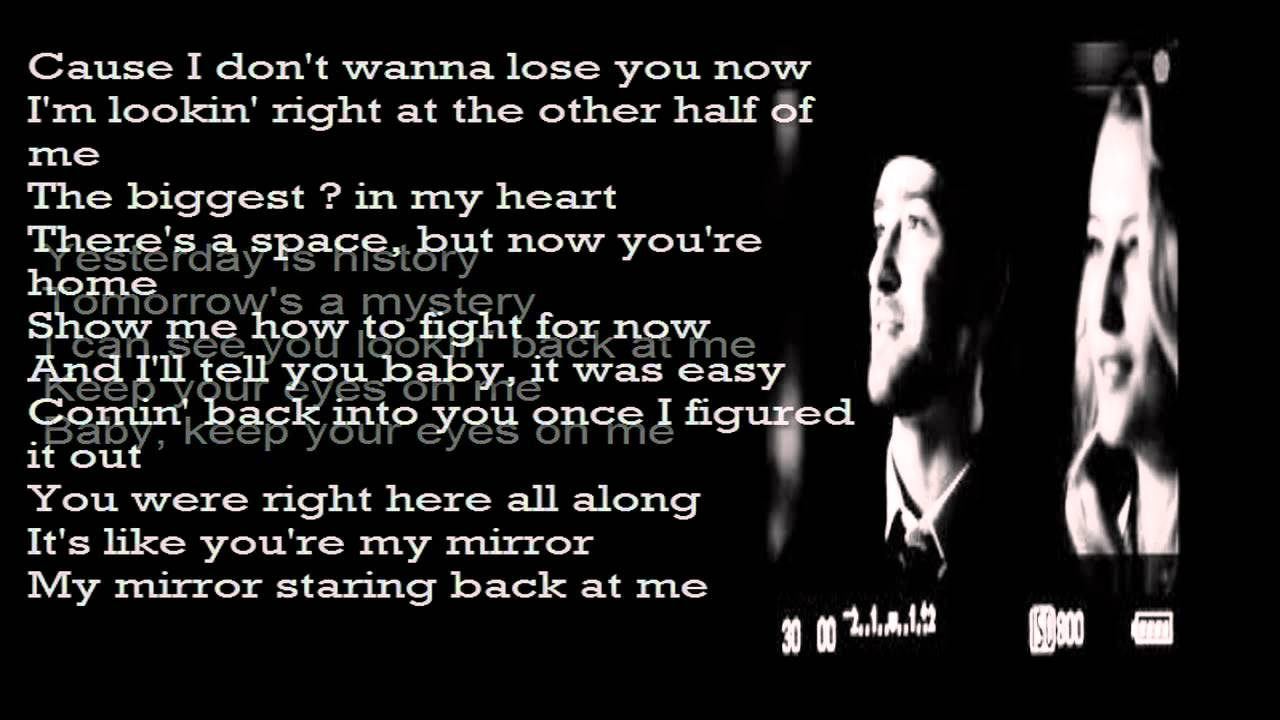 justin timberlake lyrics - 1280×720