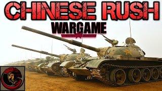 Wargame: Red Dragon - Chinese Tank Massacre
