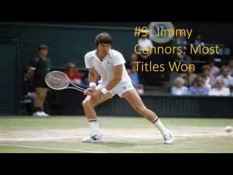 Top 10 Tennis Record's That Won't Broken