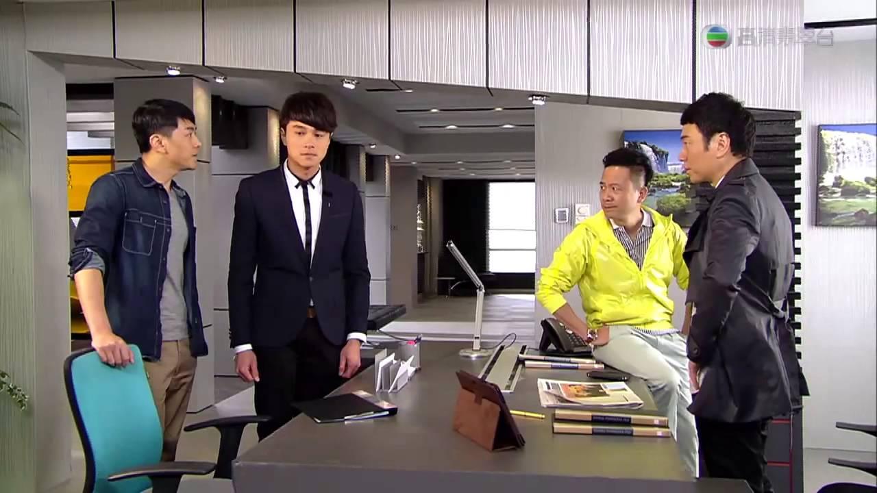 名門暗戰 - 第 08 集預告 (TVB) - YouTube