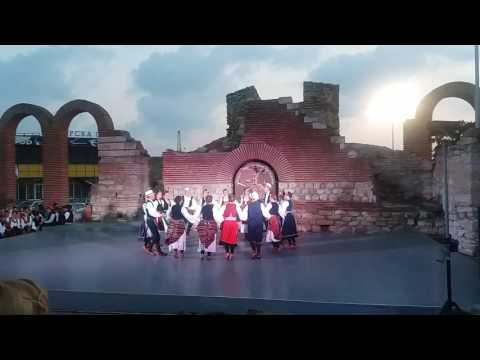 KUD SLOBODA RUMENKA - Bugarska , Nesebar 2016