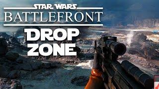 DROP ZONE GAMEPLAY Xbox One Star Wars Battlefront Gameplay Walkthrough #2