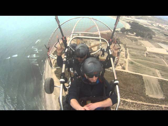 PXP Paramotor | Paratrike DUO - Born to Work.