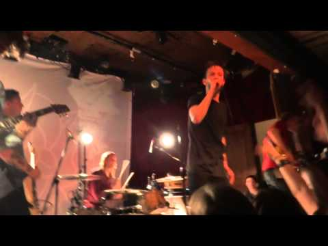 La Dispute - Andria LIVE Montreal 2014