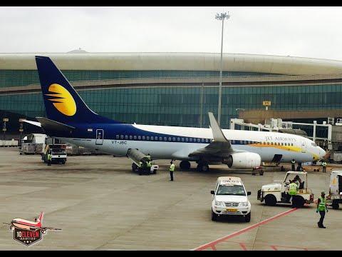 #1: MY FIRST TRIP REPORT | JET AIRWAYS | B737-800 | 9W255 | Colombo-Mumbai