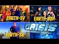 Which Arrowverse Universes Will Survive and Combine in Crisis on Infinite Earths? Part 2