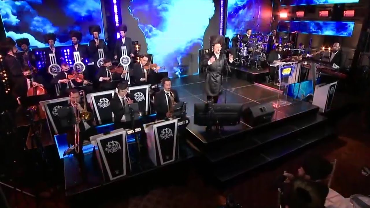 Thank You Hashem Presents: Full Momentous Hachnosas Sefer Torah Event.