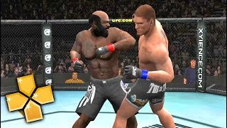 UFC Undisputed 2010 PPSSPP Gameplay Full HD / 60FPS