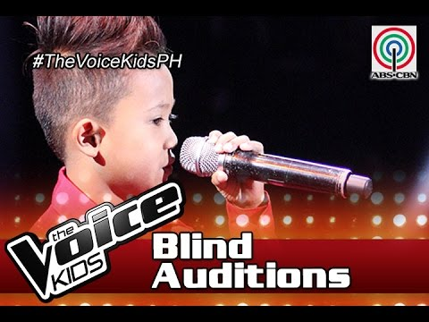 "The Voice Kids Philippines 2016 Blind Auditions: ""If I Sing You A Love Song"" by Bien"