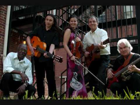 Solomia Gorokhivska and Rock Creek Jazz - Minor Swing
