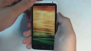 Htc One X hard reset