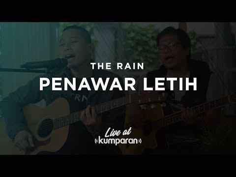 The Rain - Penawar Letih | Live at kumparan