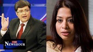 Indrani Mukerjea Attempts Suicide   Sheena Bora Case : The Newshour Debate (2nd Oct 2015)