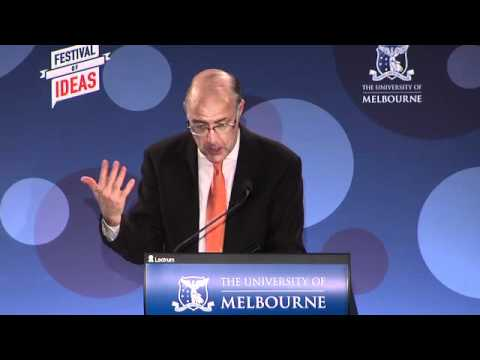 2011 Festival of Ideas - Keynote: The Construction of National Identities