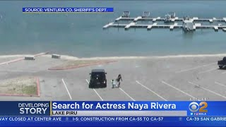 Search For Missing Actress Naya Rivera Stretches Into Third Day