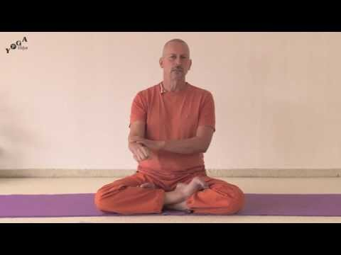 Kriya Yoga Energization Exercises with Swami Bodhichitananda