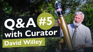 Curator at Home | Q&A #5: Tank Shells | The Tank Museum