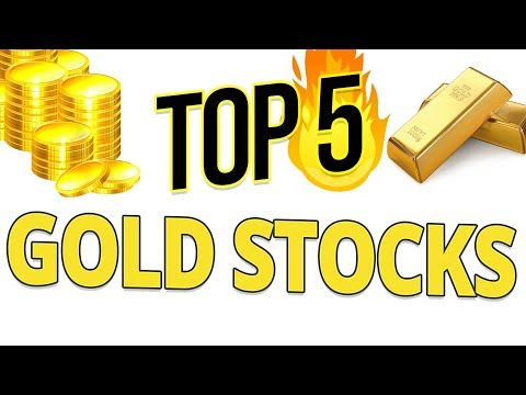 What Are The Top 5 Gold Stocks For 2020? Plus One SECRET Pick!?