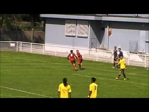 Umut Bozok goal against FC Sochaux