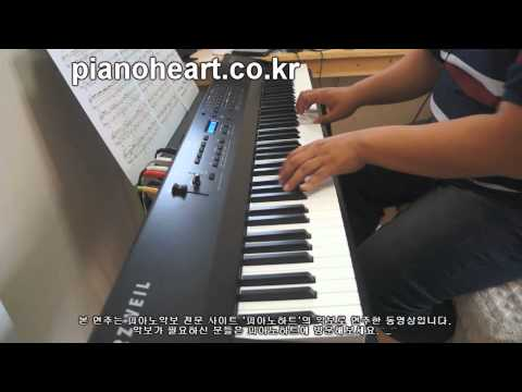 Beyonce - love on top piano cover