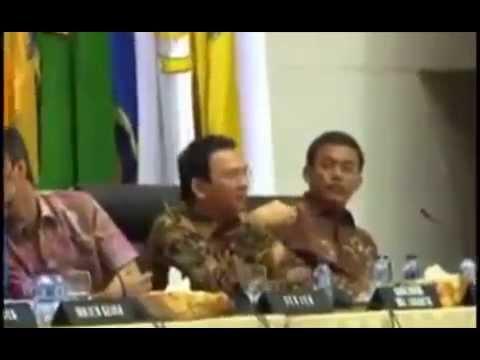 TERBARU..!!! AHOK NGAMUK DAN MAKI2 SEMUA ANGGOTA DPRD DKI..!!! (OFFICIAL)