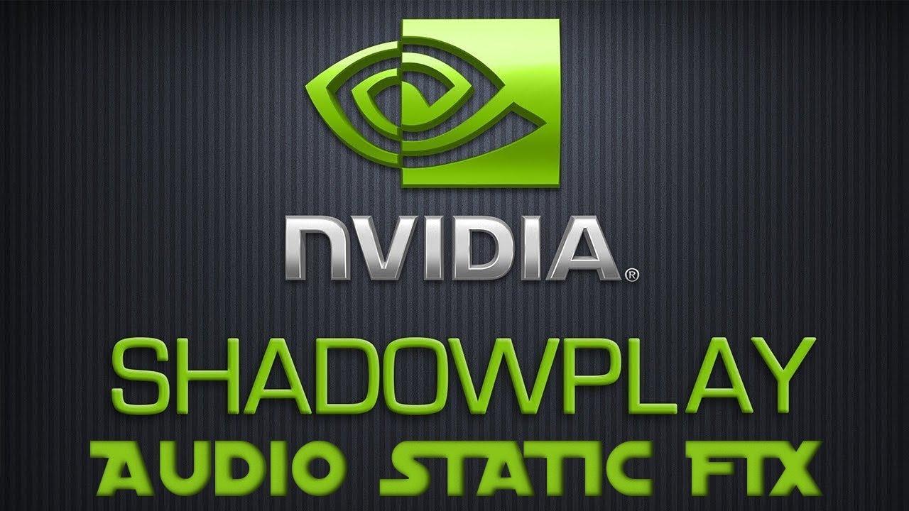 shadowplay low quality
