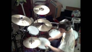High In The Morning - Tom Petty & The Heartbreakers, drum cover