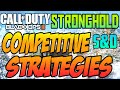 Black Ops 3 | Stronghold S&D Competitive Tips + Strategy | MLG + Gamebattles & UMG